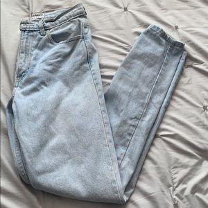 American Apparel BoyFriend Jeans